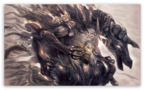Download Monster Games 13 UltraHD Wallpaper