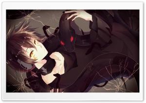 Anime Boy with Snake