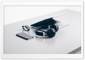 Workspace Laptop Headphones...