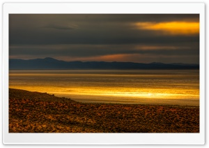 Black Rock Desert - Sunset Glow