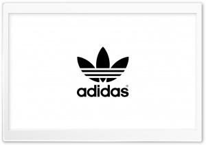 Adidas, White Background