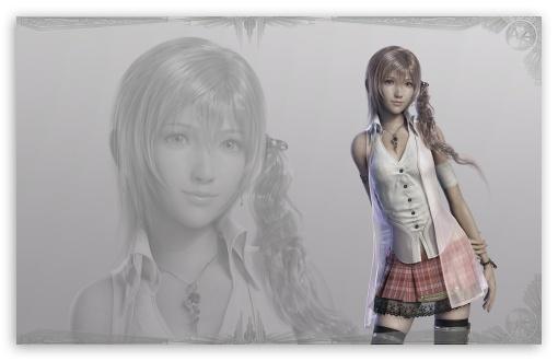 Download Final Fantasy XIII Serah UltraHD Wallpaper