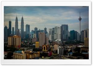 PETRONAS TOWERS - KL, MALAYSIA