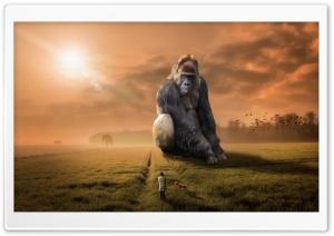 The Giant Gorilla