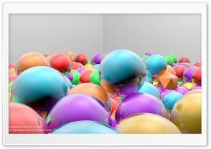 3D Reflection Balls