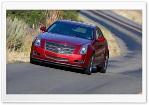 2008 Cadillac CTS 11