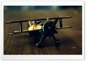 Old Airplane Toy