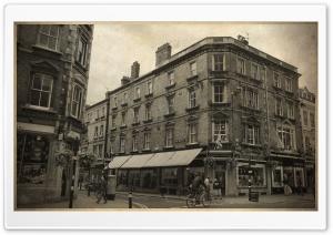 Oxford Vintage Street