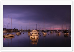 Yachts Evening