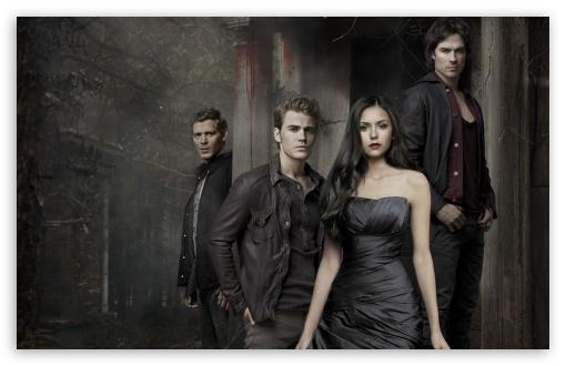 Download The Vampire Diaries UltraHD Wallpaper