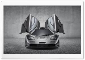 McLaren F1 GT Supercar