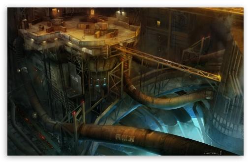 Download Killzone Mercenary Concept Art UltraHD Wallpaper