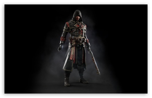 Download Assassins Creed Rogue Wallpaper - Shay UltraHD Wallpaper