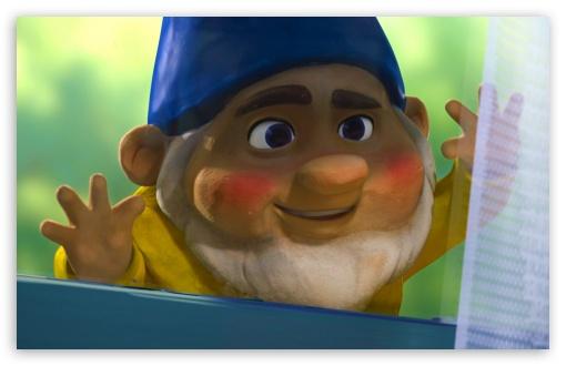 Download Gnomeo & Juliet, Matt Lucas As Benny UltraHD Wallpaper
