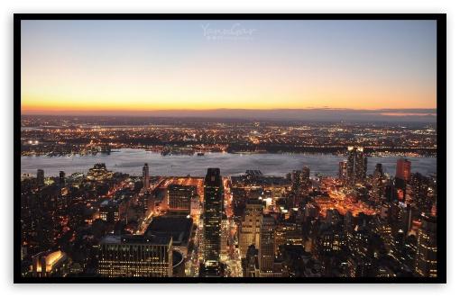 Download NY Landscape UltraHD Wallpaper