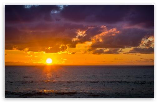 Download Colorful Sunset UltraHD Wallpaper