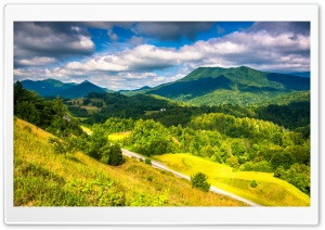 Appalachian Mountains USA