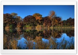 Autumn Pond, Eagan, Minnesota