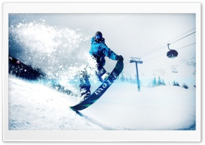 HD Snowboarding