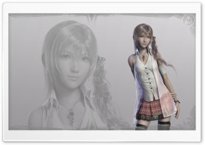 Final Fantasy XIII Serah