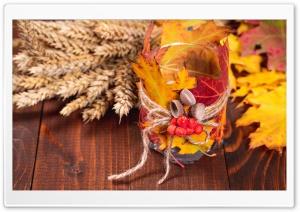 Autumn Rustic Decoration