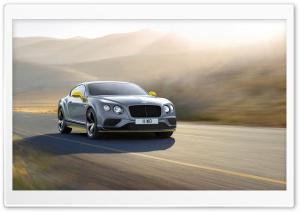 2016 Bentley Continental GT...
