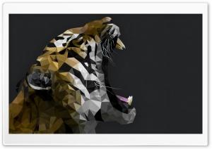 Polygon Tiger