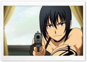 Canaan Anime IV