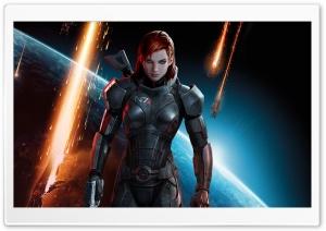 Mass Effect 3 Commander...