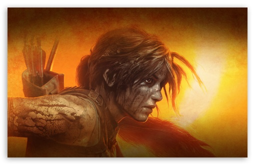 Download Shadow of the Tomb Raider Lara Croft 2018 UltraHD Wallpaper