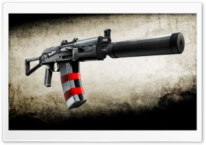 Battlefield Bad Company 2 Weapon