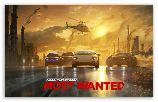 Download Need for Speed Most Wanted 2012 UltraHD Wallpaper
