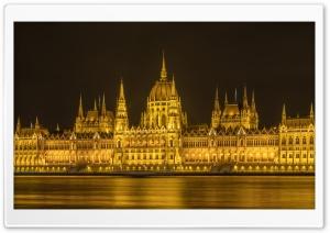Hungarian Parliament...