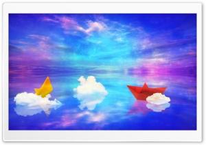 Clouds Fantasy World