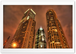 High Buildings HDR