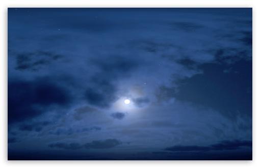 Download Night Sky UltraHD Wallpaper