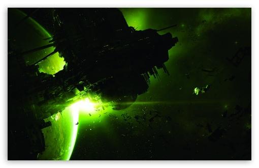 Download Alien UltraHD Wallpaper