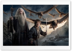 The Hobbit The Battle of the...