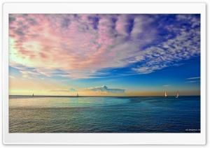 Colorful Seascape