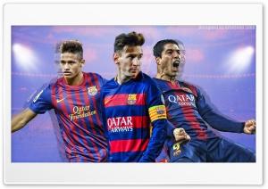 Barcelona Trio - Messi,...