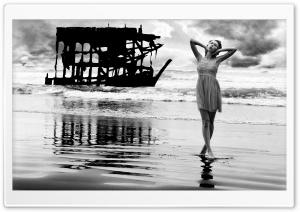 Shipwreck - Oregon Coast
