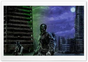 Green-blue Apocalyps