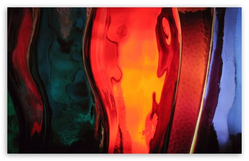 Download Colored Bottles UltraHD Wallpaper