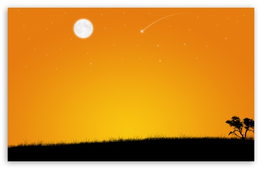 Download Dark Scenery Sunny UltraHD Wallpaper