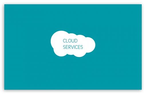 Download Cloud Services UltraHD Wallpaper