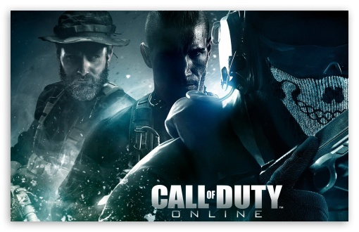 Download Call of Duty Online UltraHD Wallpaper