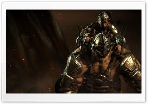 Mortal Kombat X Ferra and Torr