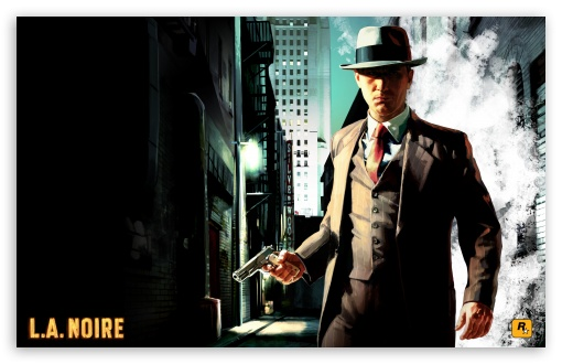 Download L.A. Noire UltraHD Wallpaper