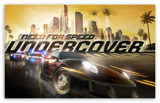 Download Need For Speed Undercover UltraHD Wallpaper