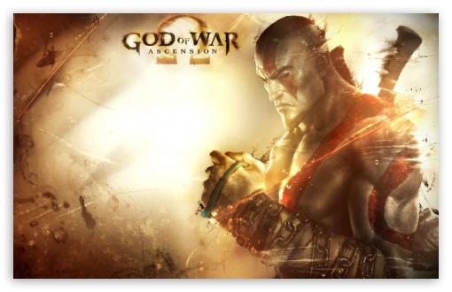 Download God of War Ascension (2013) UltraHD Wallpaper